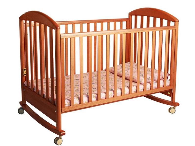 Размеры детской кроватки для новорожденных фото