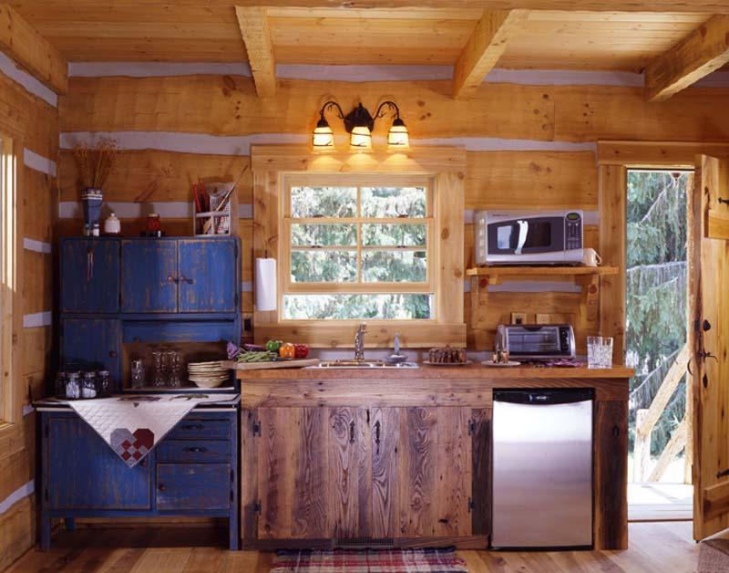 Дизайн маленькой дачной кухни своими руками фото 5
