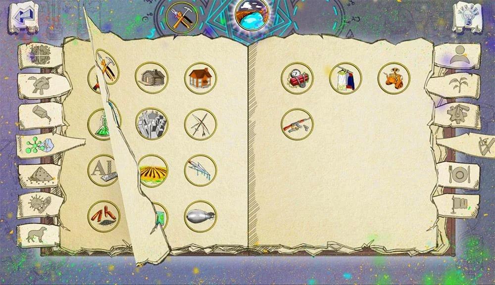 Игра алхимия на бумаге ответы прохождение рецепты