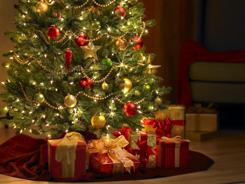 Подарки на новый год видео