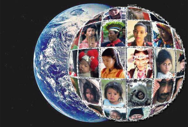 Численность населения земли в 2015 году