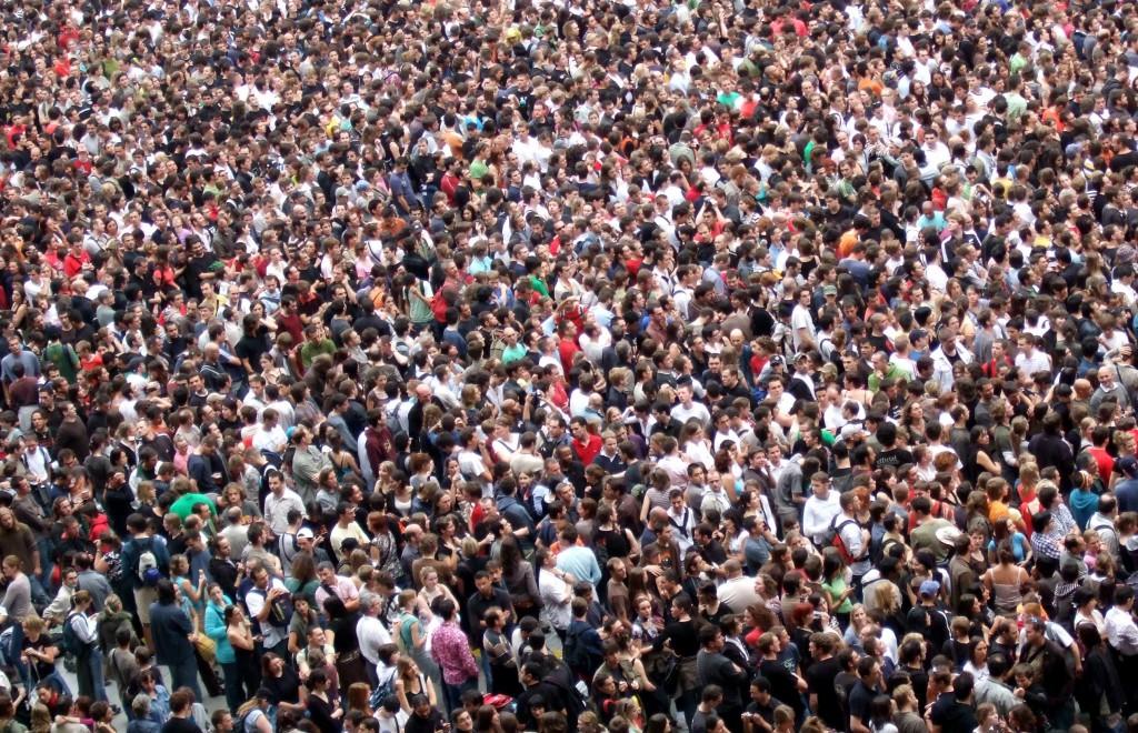 Численность населения стран мира в 2015 году