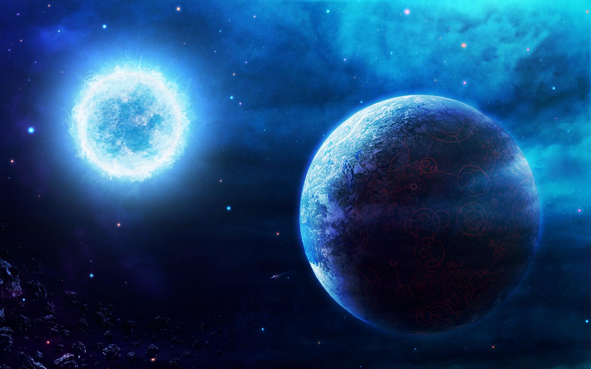 Голубые звезды названия