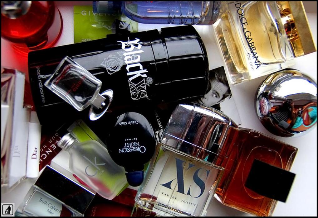 Новости парфюмерии.