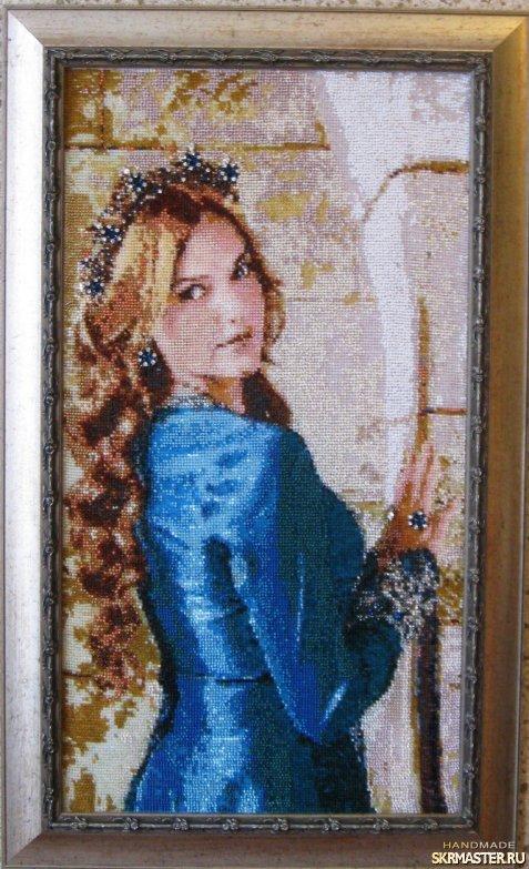 вышивка бисером картины фото