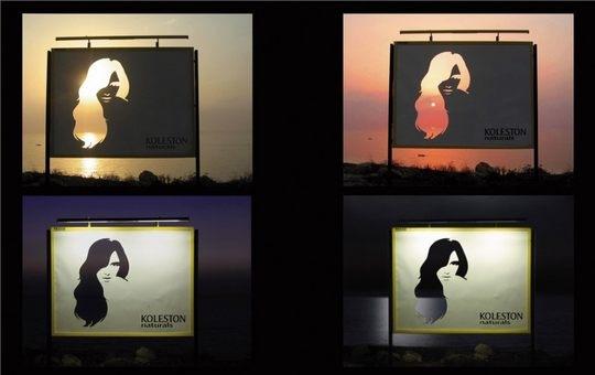 Реклама красок для волос