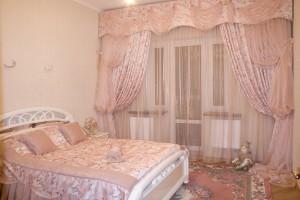 Красивые легкие шторы для спальни