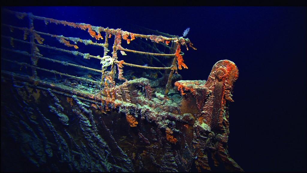 В каком году затонул Титаник