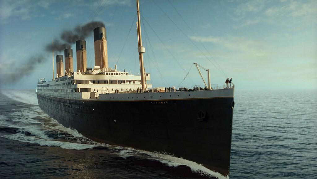 История Титаника