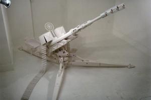 Как сделать из бумаги оружие
