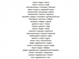 Рецепты алхимия на бумаге