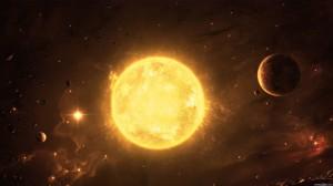Желтые звезды названия