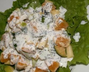 Салат из фейхоа