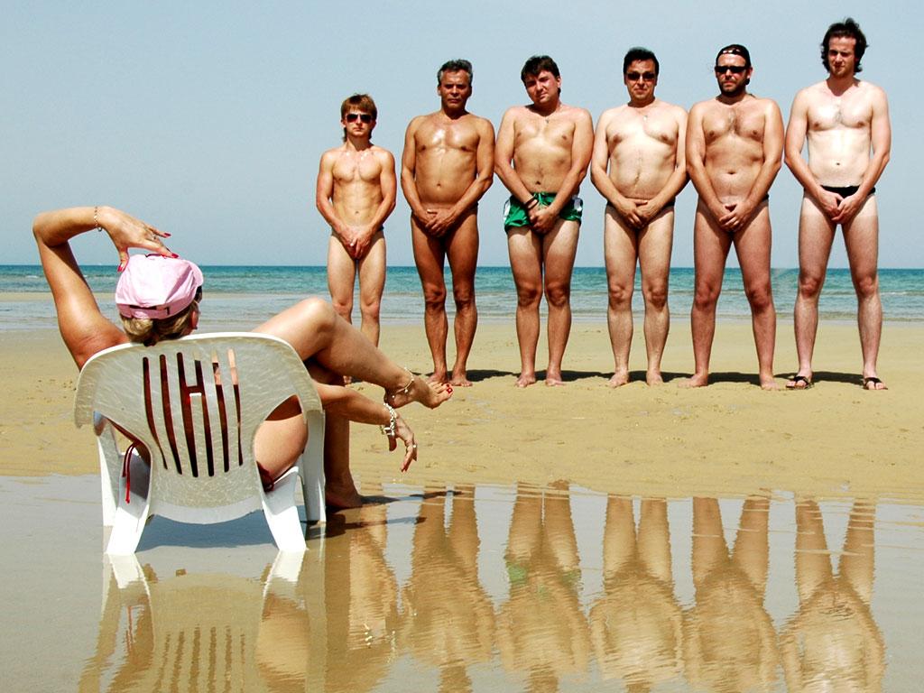 Много мужиков на одну бабу фото пирушки