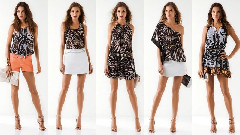 Тенденции моды весна лето 2016