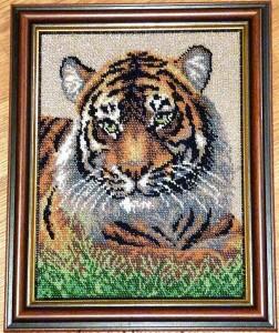 вышивка бисером картины фото 4